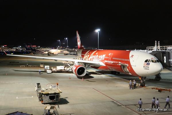 ★ エアアジアX AirAsiaX
