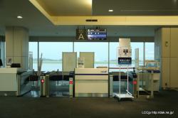 広島空港 搭乗ゲート