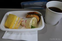 バニラエア 機内食