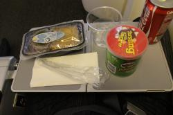 スクート 機内食