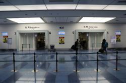 羽田空港国際線ターミナル 出国手続き