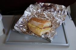香港エクスプレス航空 サンドイッチ