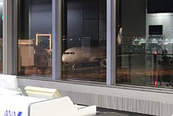 JW905便が90分遅れで到着