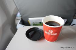 春秋航空日本 機内販売 カリアーリコーヒー