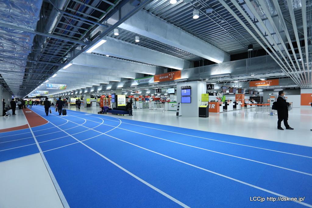 ★ 成田空港 T3
