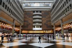 台湾 台北車站 ホール