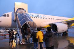 バニラエア A320