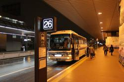成田第2 26番バス停
