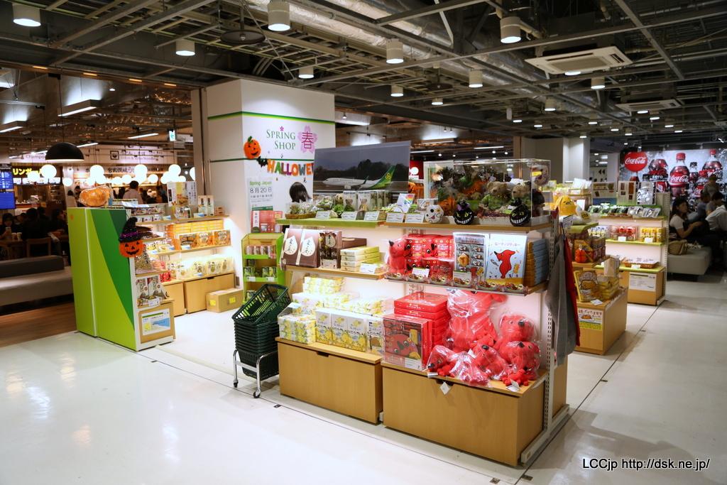 成田T3 SpringShop春