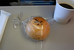 バニラエア とろ~りクリームパン