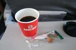 春秋航空日本 カリアーリ コーヒー