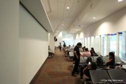KLIA2 L1ゲート待合室