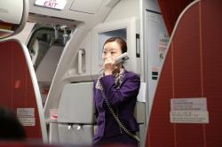 香港エクスプレス航空 客室乗務員