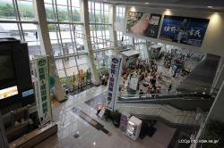 佐賀空港2Fからの眺め