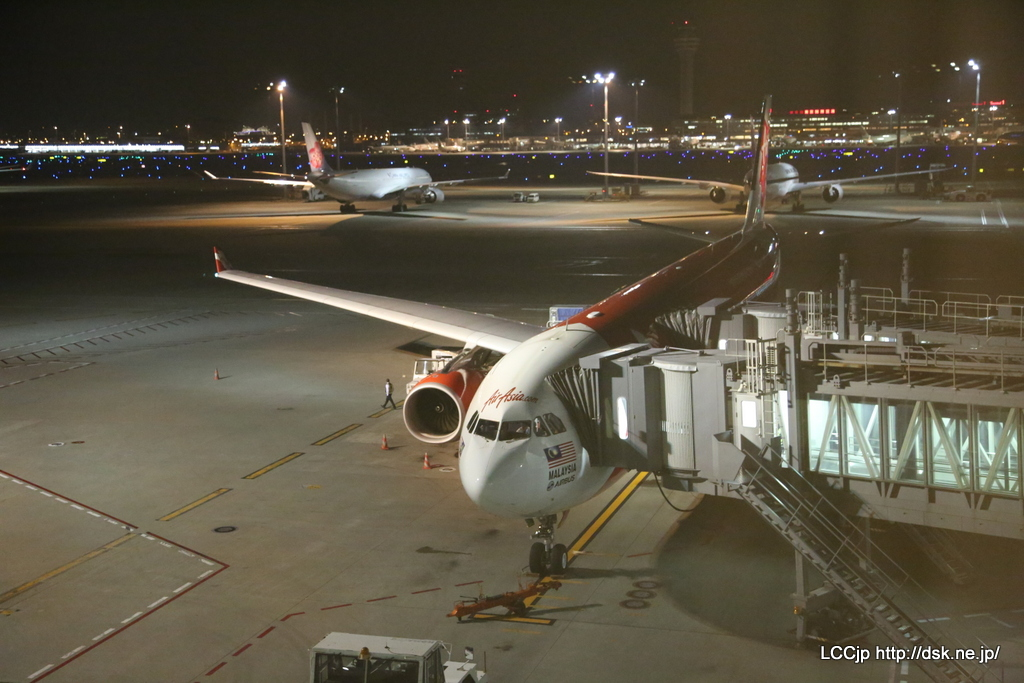 エアアジアX D7 523便