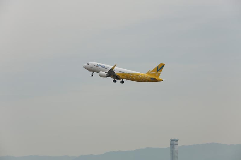 JW971便初便テイクオフ