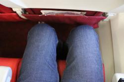 香港エクスプレス航空 シートピッチ