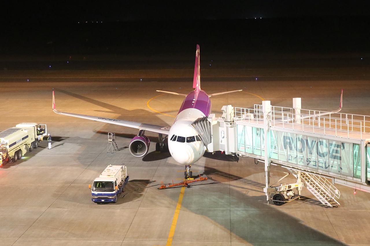MM701初便は最新の24号機