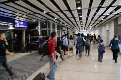 香港国際空港 サテライト