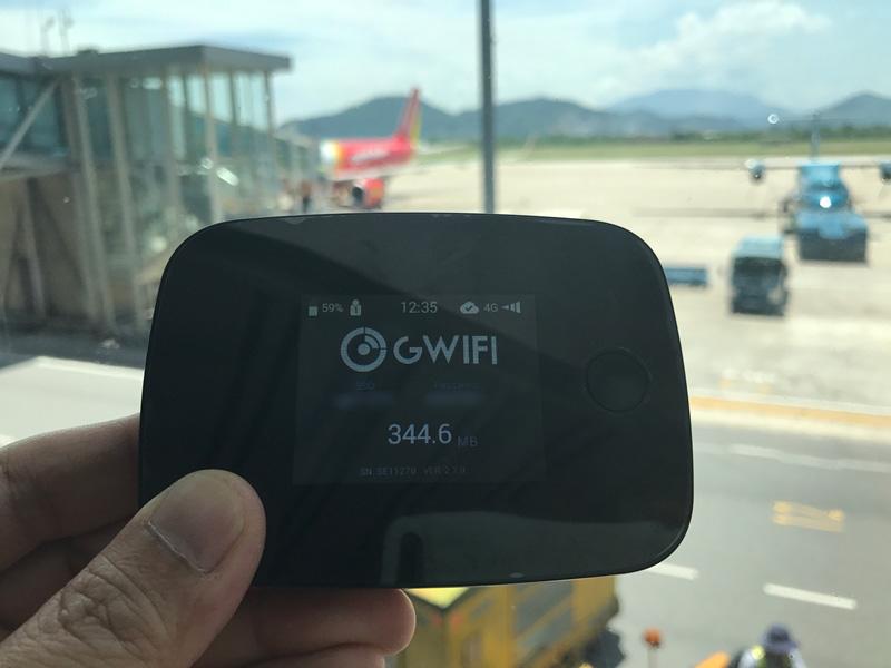 G3000 ダナン国際空港