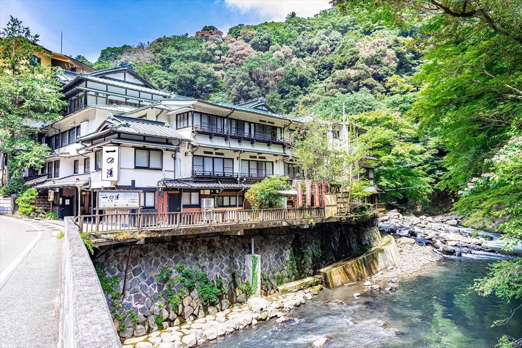 箱根・一の湯本館 イメージ