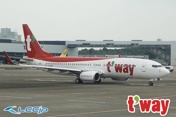 ティーウェイ航空、新路線 熊本...