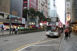 香港 尖沙咀市街