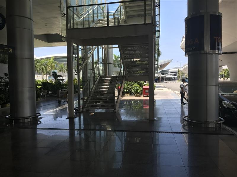 ダナン空港 国際線ターミナルはどこ?