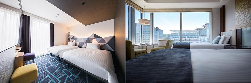 日本ホテル 都民限定トク割プラン 客室イメージ