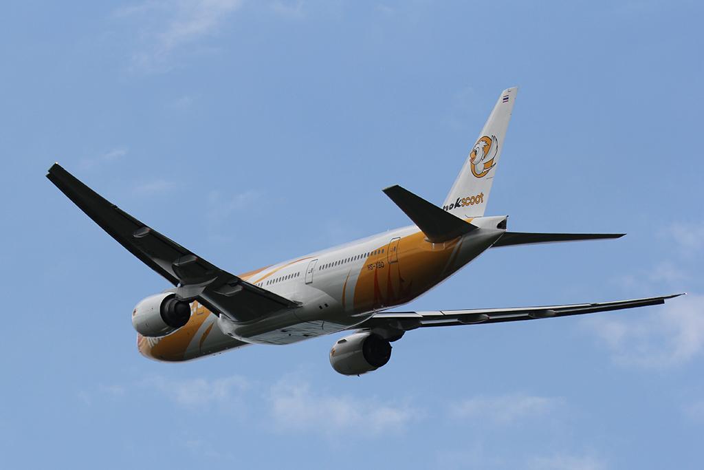 ノックスクート XW101便はドンムアンへ