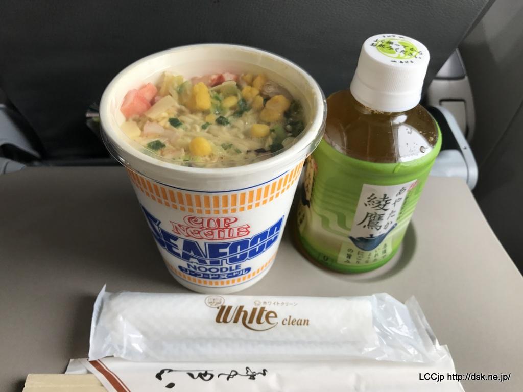 春秋航空日本 機内食