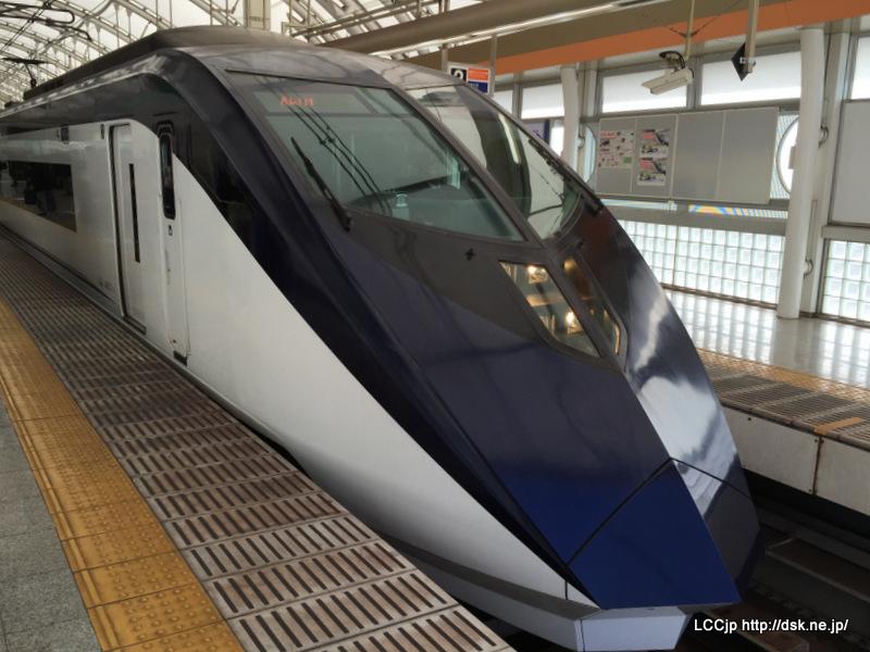 京成スカイライナー 日暮里駅