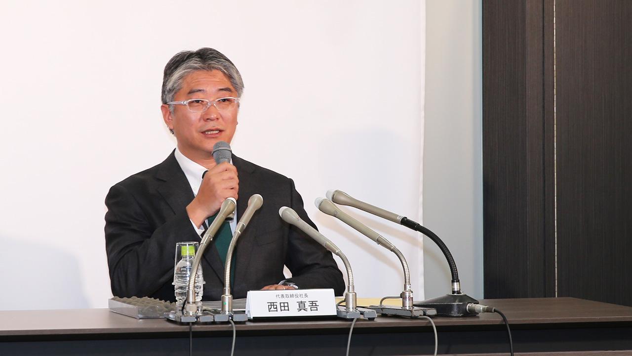 株式会社ZIPAIR Tokyo 代表取締役 西田真吾氏