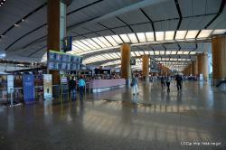 シンガポール空港再び