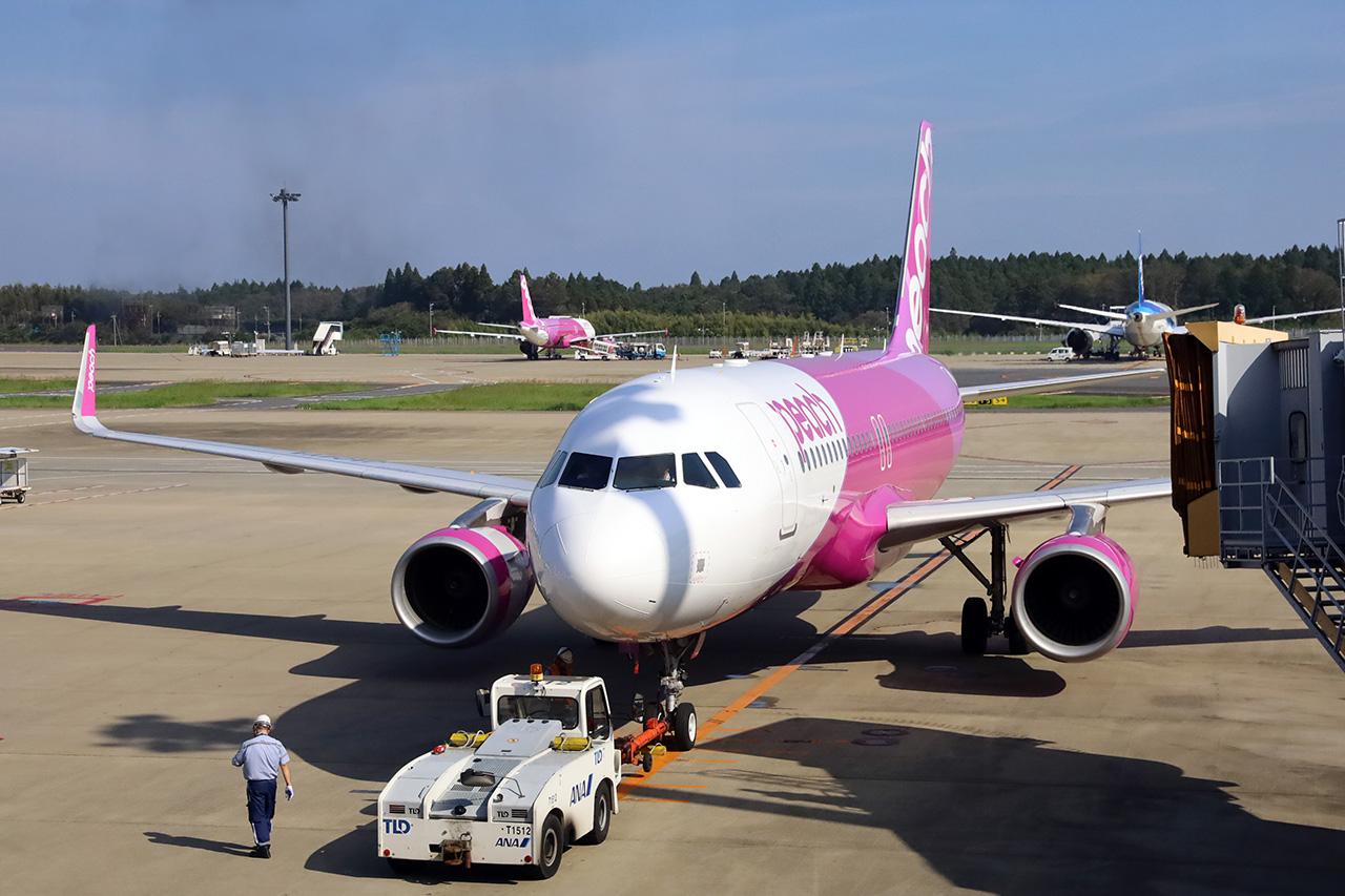 MM545初便の期待は元バニラエアの改修機