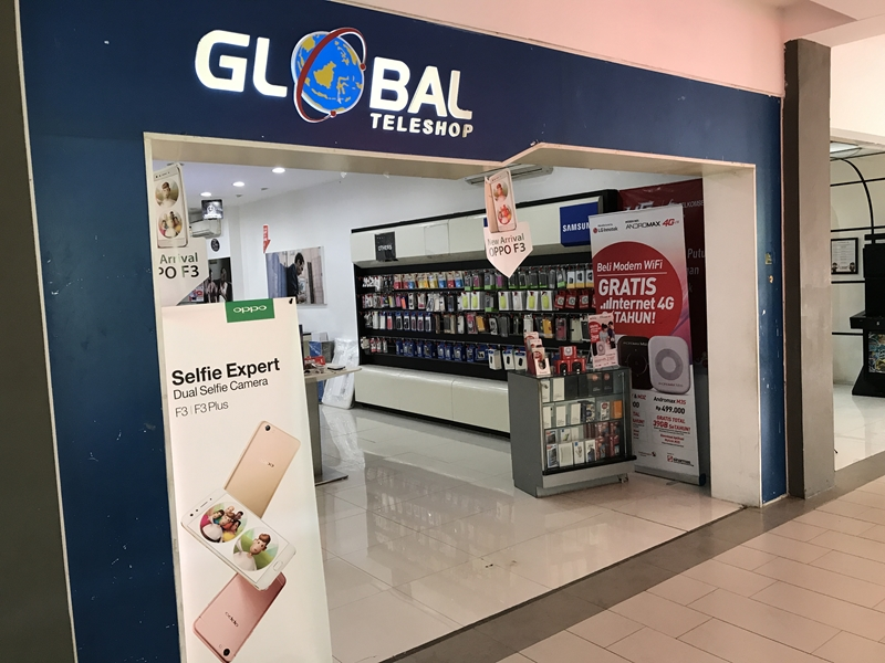 Hypermart GLOBAL TELESHOP