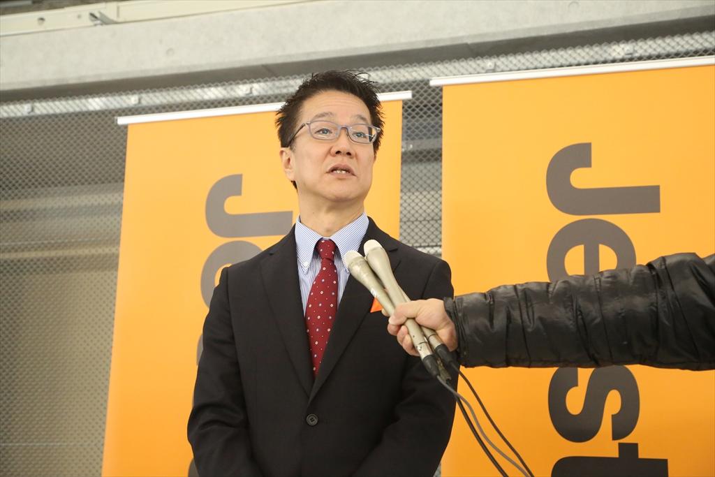 ジェットスター・ジャパンの藤岡秀多取締役常務執行役員