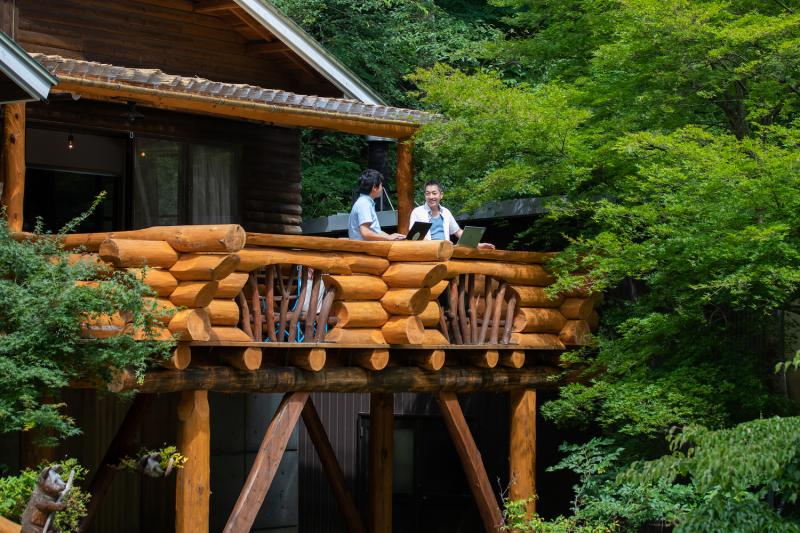 CAMP LIFRE 利用イメージ