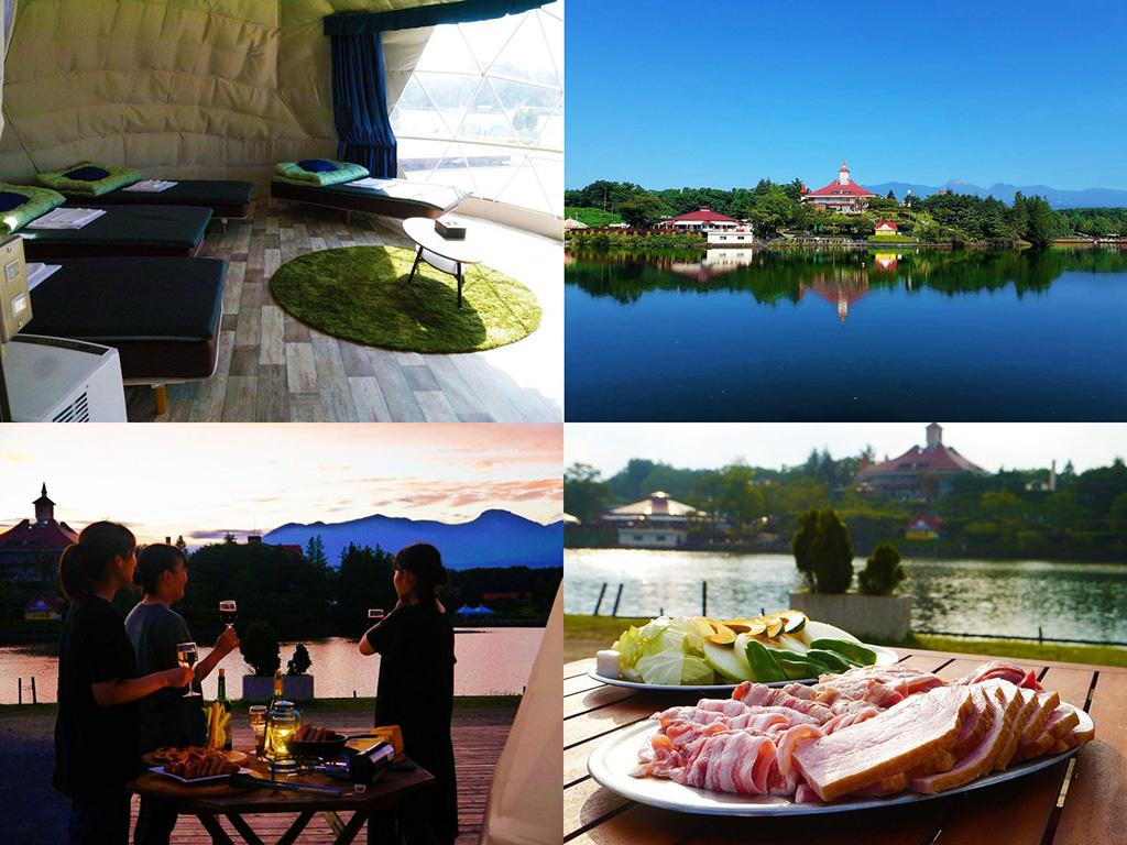 那須りんどう湖グランピング&オートキャンプ場 イメージ