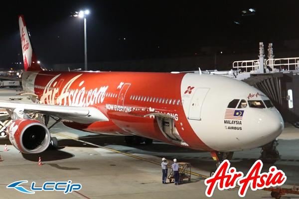 ★ エアアジアX AirAsia X