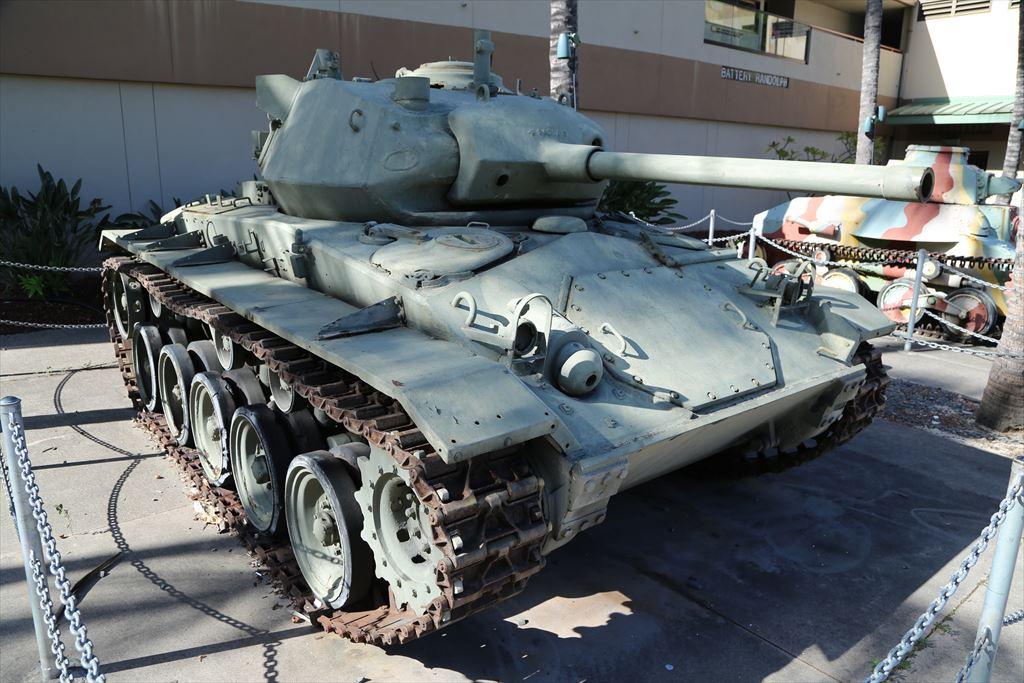 アメリカ M24チャーフィー