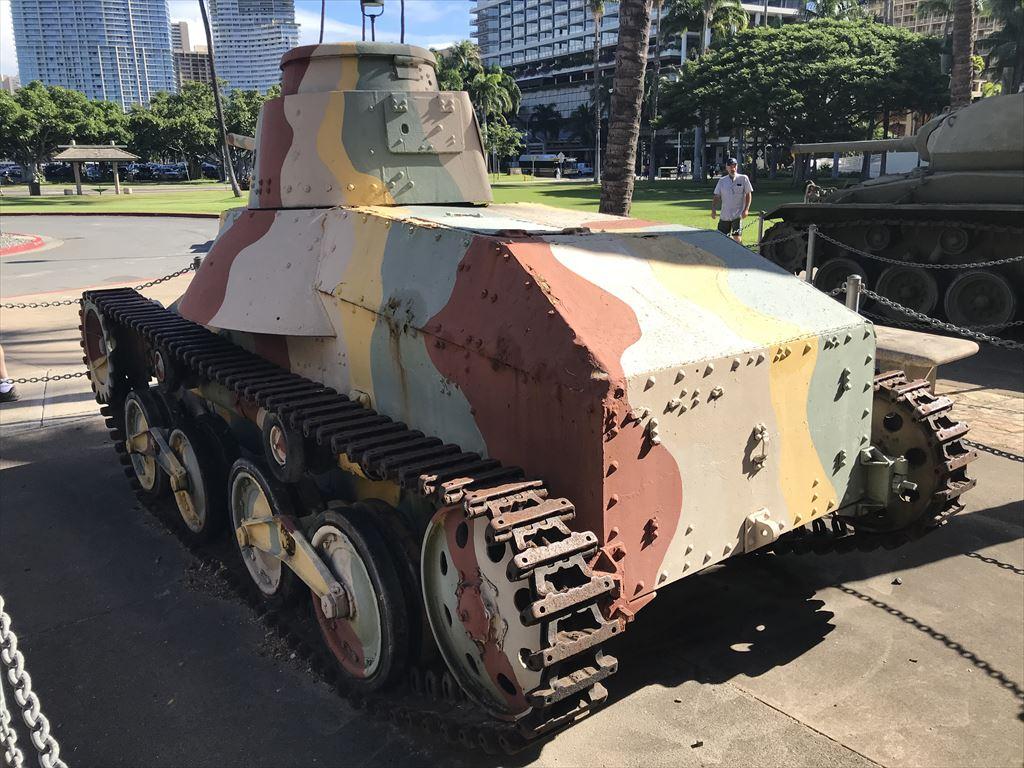 日本陸軍 九五式軽戦車