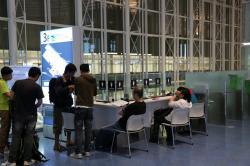 羽田空港国際線ターミナル 電源スポット