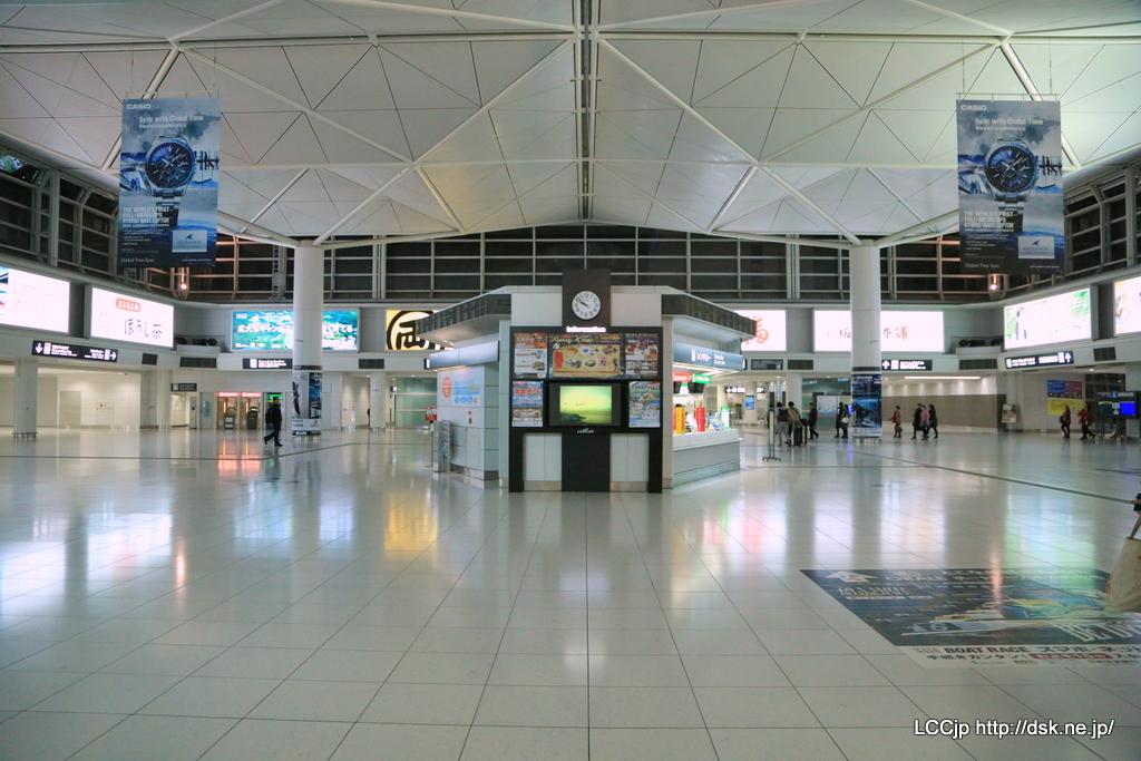中部国際空港 アクセスプラザ