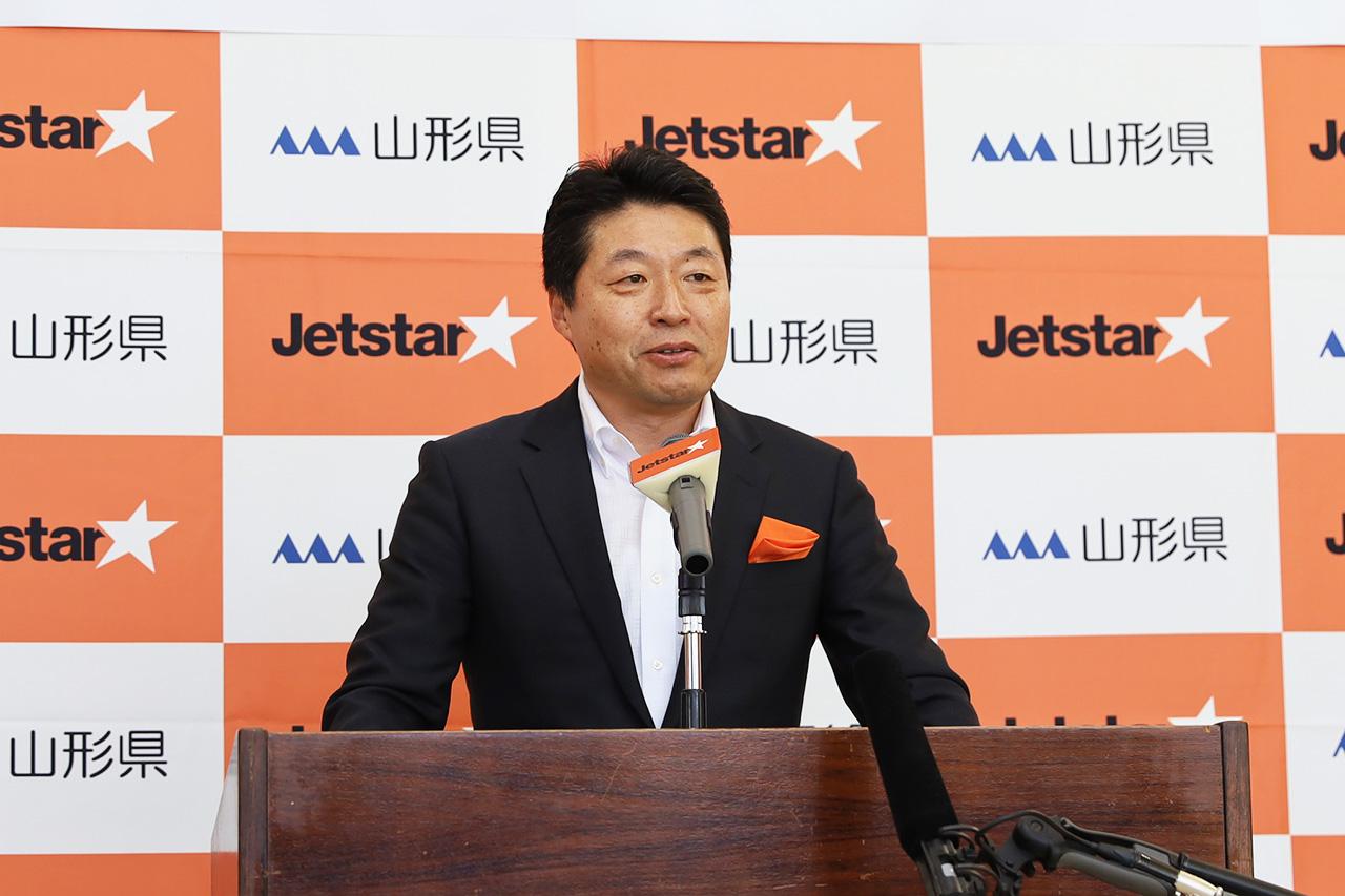 ジェットスター・ジャパン代表取締役社長 片岡優氏