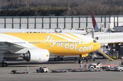 Scoot B-777-200